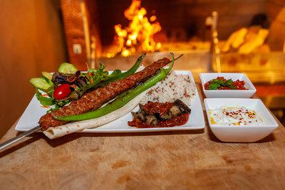 Vleesgerecht - Adana kebab