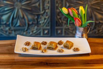 Dessert - Cevizlı baklava