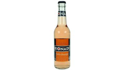 Bionade: Gember/sinaasappel