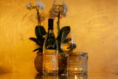 Witte wijn uit Turkije - Doruk Narince