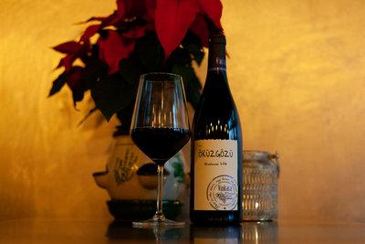 Rode wijn uit Turkije - Winehouse Öküzgözü