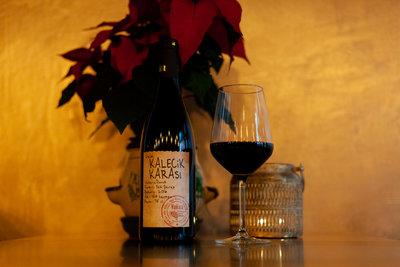 Rode wijn uit Turkije - Doruk Kalecik Karası
